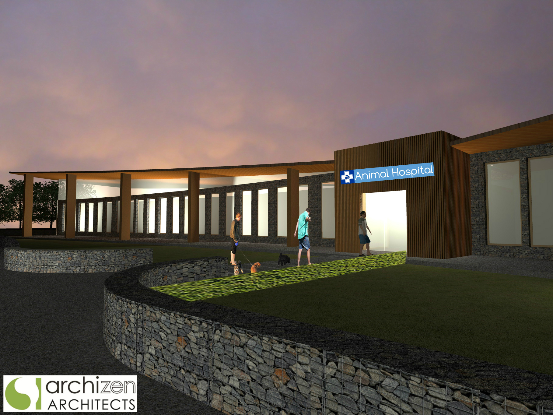 Archizen Architects Designing Modern Eco Sustainable