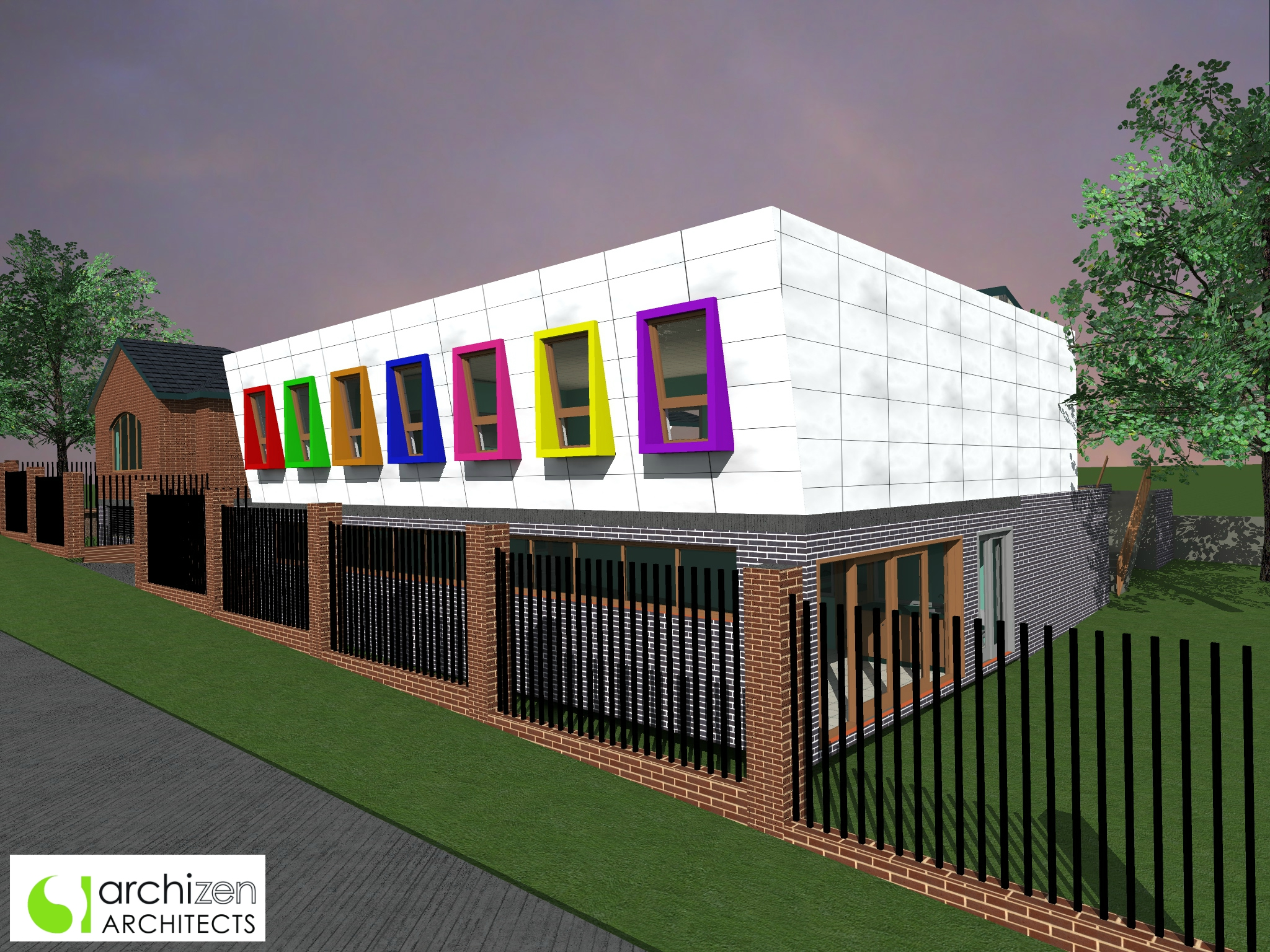 Chatswood Childcare Centre Architects Preschool Design Archizen Architects Willoughby Council Liverpool Campbelltown Parramatta Blacktown Blue Mountains Pittwater