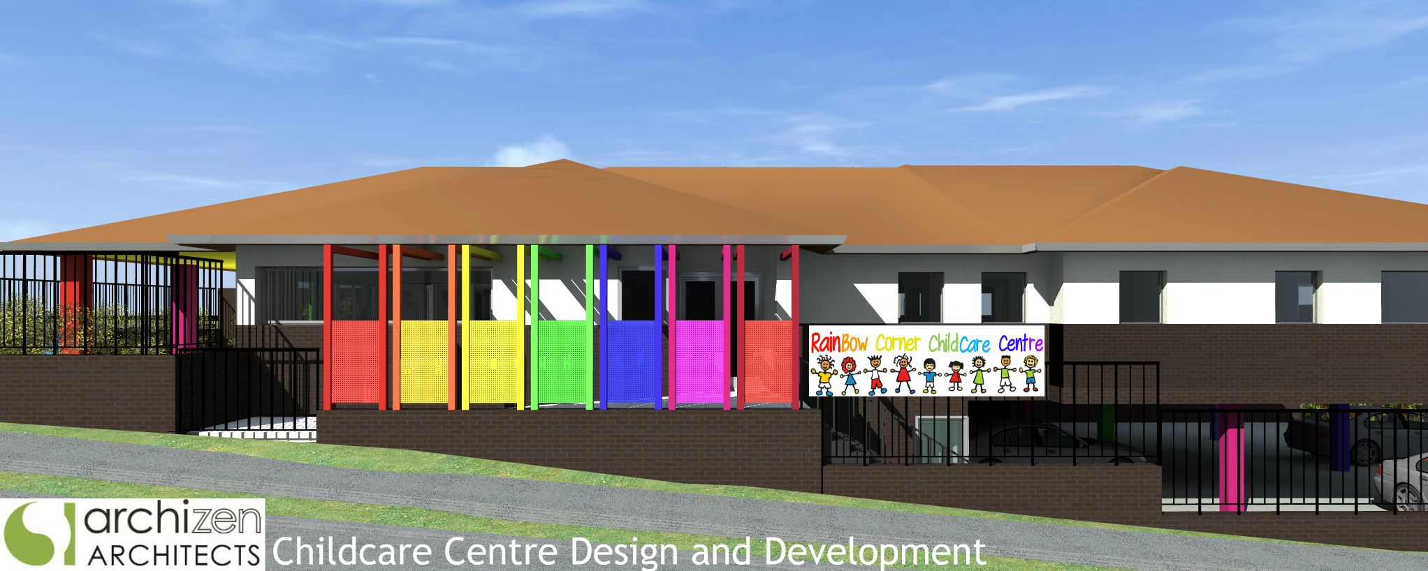 Mortdale Childcare Architectural Design Preschool Sydney Archizen Architects Hurstville Council Campbelltown Camden Wollondilly Blacktown Rouse Hill Merrylands