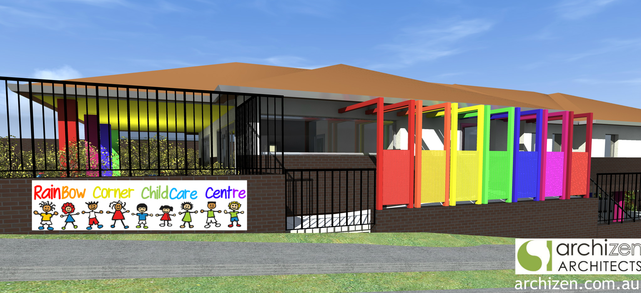 Child Care design college sydney